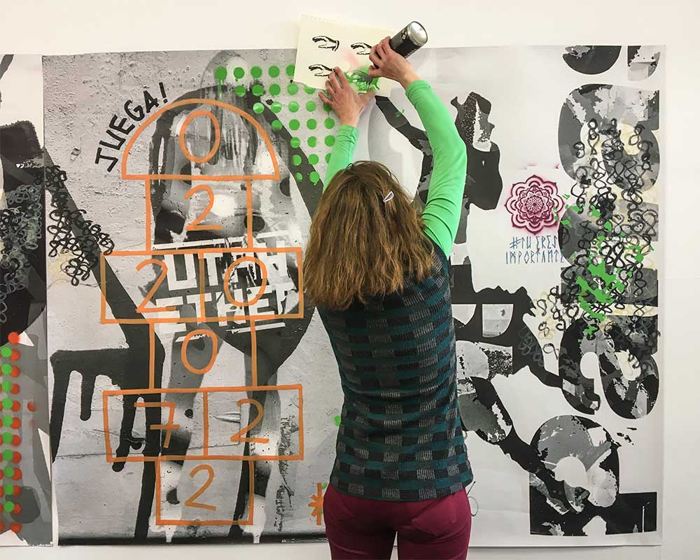 Juan-Dies-Taller-Art-Guerrilla-Zaragoza-Activa-creando